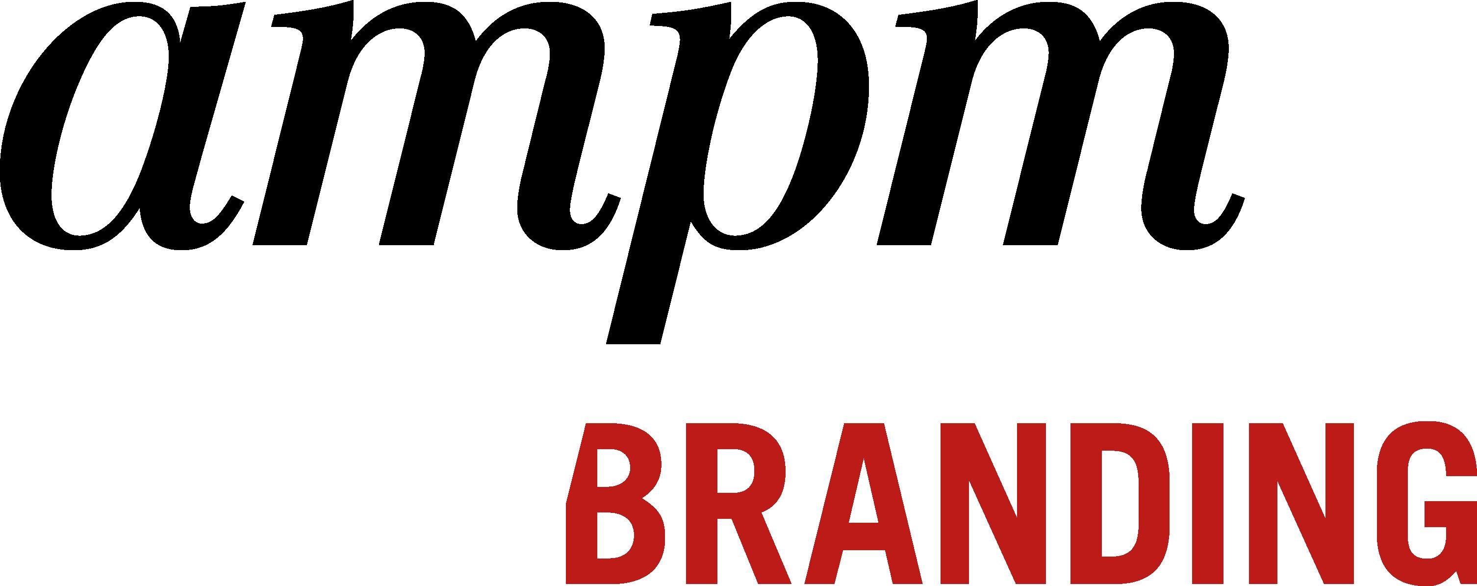 ampm branding